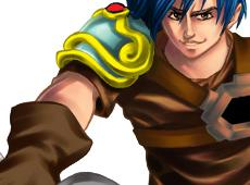 Mascote da Area-E