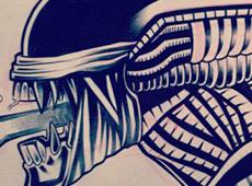 Alien 2 + Bic