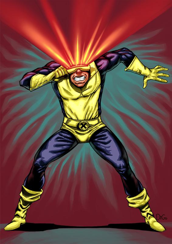 Cyclops – Tributo ao Jack Kirby